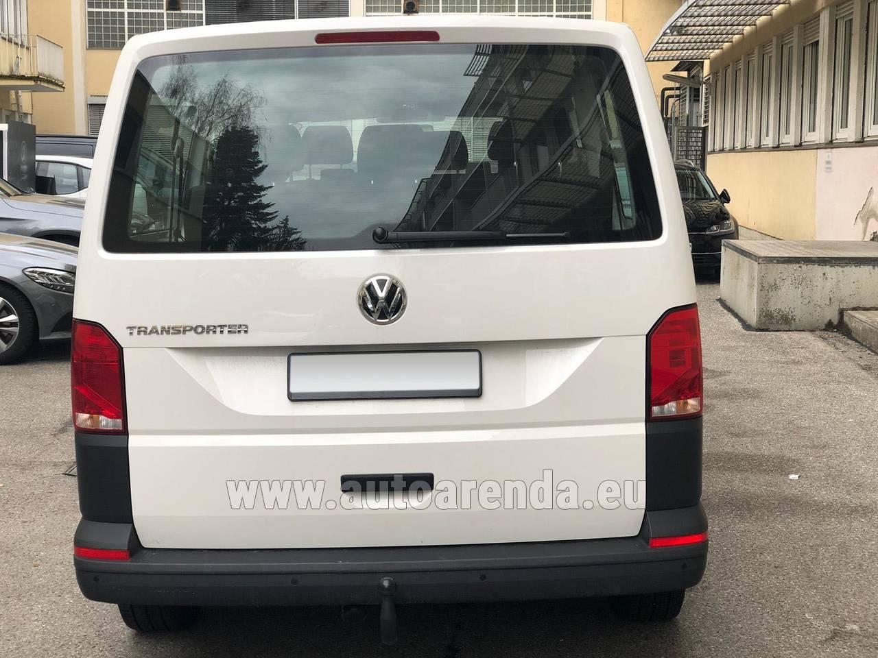 Фольксваген транспортер аренда сутки стабилизатор на транспортер